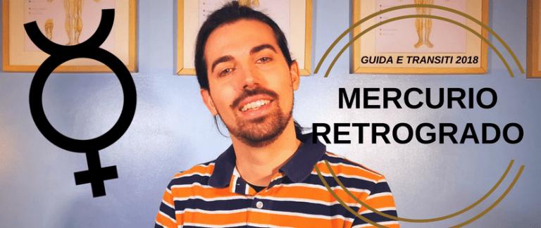 Mercurio Retrogrado nel 2018