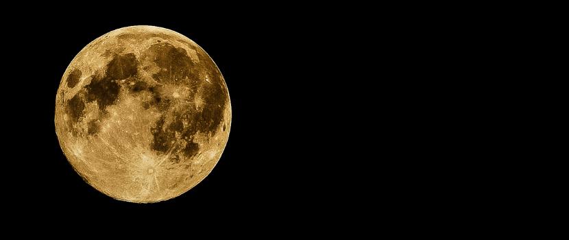 La Luna Piena di Maggio